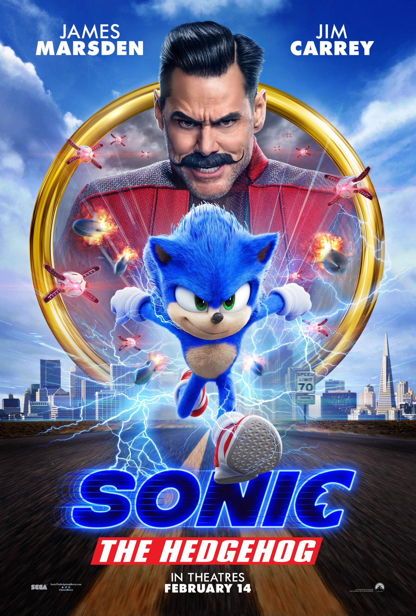 Sonic The Hedgehog Has My Heart Racing Mcccagora